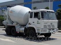 Zhongte QYZ5258GJBHG concrete mixer truck