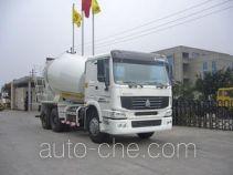 Zhongte QYZ5258GJBHW concrete mixer truck