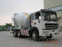 Zhongte QYZ5259GJB concrete mixer truck