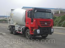 Zhongte QYZ5259GJBH concrete mixer truck