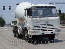 Zhongte QYZ5259GJBHG concrete mixer truck