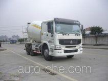 Zhongte QYZ5259GJBHW concrete mixer truck