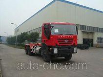 重特牌QYZ5259ZXX型车厢可卸式垃圾车