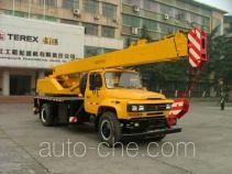 长江牌QZC5141JQZTTC012A型汽车起重机