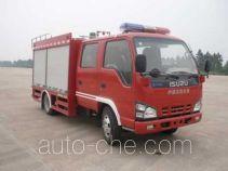 Rosenbauer Yongqiang RY5075GXFSG15 fire tank truck