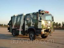 卢森宝亚永强牌RY5141TXFJY100EB型抢险救援消防车