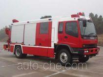 卢森宝亚永强牌RY5145TXFJY90A型抢险救援消防车
