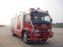 Rosenbauer Yongqiang RY5155GXFAP40ATB class A foam fire engine