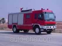 Rosenbauer Yongqiang RY5155GXFSG50 fire tank truck