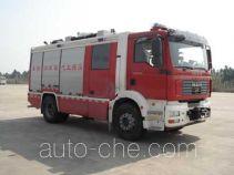 永强奥林宝牌RY5161GXFAP40AT2型A类泡沫消防车