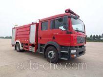 Rosenbauer Yongqiang RY5161GXFSG60 fire tank truck