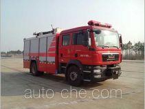Yongqiang Aolinbao RY5171GXFAP50/E class A foam fire engine