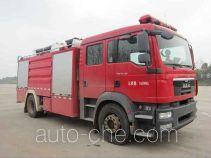 Yongqiang Aolinbao RY5171GXFPM60/A foam fire engine
