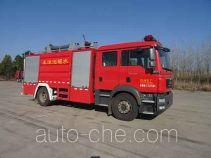 Yongqiang Aolinbao RY5181GXFPM80/B пожарный автомобиль пенного тушения