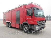 永强奥林宝牌RY5192TXFHX20型化学洗消消防车