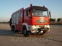 卢森宝亚永强牌RY5201TXFJY200A型抢险救援消防车