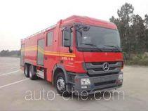 永强奥林宝牌RY5262GXFPM100/B型泡沫消防车