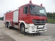 Rosenbauer Yongqiang RY5272GXFSG120E fire tank truck