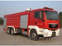 Yongqiang Aolinbao RY5281GXFPM120/R foam fire engine
