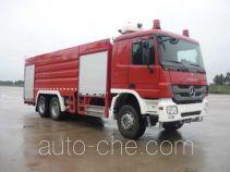 卢森宝亚永强牌RY5282GXFPM120G型泡沫消防车
