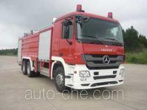 Rosenbauer Yongqiang RY5282GXFSG120G fire tank truck