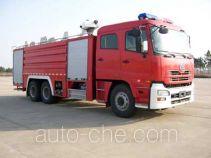 Rosenbauer Yongqiang RY5294GXFSG120D fire tank truck