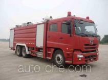 卢森宝亚永强牌RY5324GXFPM150C型泡沫消防车
