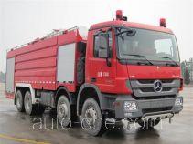 Yongqiang Aolinbao RY5372GXFPM180/U foam fire engine