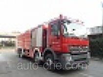 Yongqiang Aolinbao RY5382GXFPM180/W foam fire engine