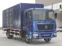 Yunding RYD5162XXYPX box van truck