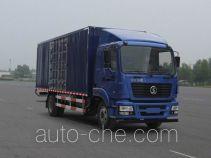 Yunding RYD5163XXYPX box van truck