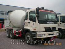 Yunding RYD5250GJB concrete mixer truck