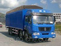 Yunding RYD5310XXYRP soft top box van truck