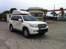 赛沃牌SAV5030XJE型无线电监测车