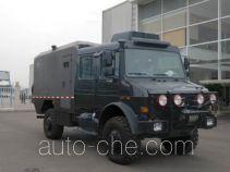 赛沃牌SAV5080XLJ型旅居车