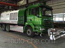 Shacman SBT5250GQXMB4 street sprinkler truck
