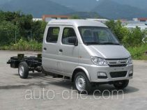 Changan SC1021GAS51CNG dual-fuel truck chassis
