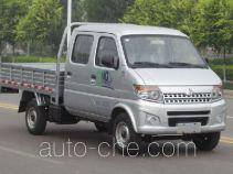 长安牌SC1025SCA5CNG型两用燃料载货汽车