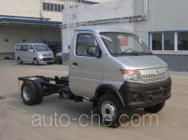 Changan SC1035DCA4CNG dual-fuel truck chassis