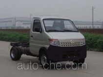 Changan SC1035DCGC5CNG dual-fuel truck chassis