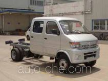 Changan SC1035SCGF5CNG dual-fuel truck chassis