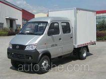 长安牌SC2310WXA1G型厢式低速货车