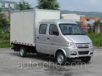 长安牌SC5021XXYGAS51CNG型厢式运输车