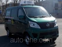 Changan SC5027XYZABBEV electric postal van