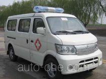 长安牌SC5028XJHA型救护车