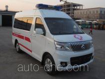 长安牌SC5030XJHCC5型救护车