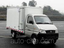 长安牌SC5031XXYGDD51BEV型纯电动厢式运输车