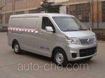 长安牌SC5023XXYEBEV型纯电动厢式运输车