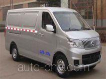 长安牌SC5033XXYFBEV型纯电动厢式运输车