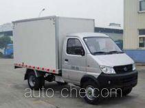 长安牌SC5034XXYDD43型厢式运输车